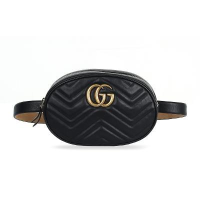 GG marmont leather belt bag 2